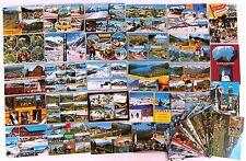 Austria CARTOLINE RACCOLTA 65 immagine più carte UA da Tirolo u. Carinzia, GEL.