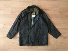 Barbour Men's A190 Beaufort Brown Waxed Coat Jacket C42/107CM Fishing Hunting