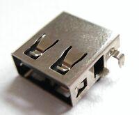 Connecteur à souder USB type A femelle - Female USB type A connector to solder