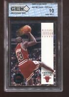 Michael Jordan 1993-94 Skybox #45 HOF Chicago Bulls GEM MINT 10