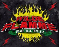 WILDE FLAMME - DURCH ALLE GEZEITEN  CD SINGLE NEU