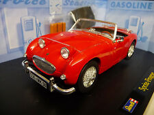 Austin Healey Sprite Frog Eye red Revell 1:18 NEW SHIPPING FREE WORLWIDE