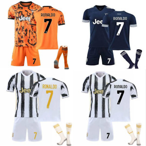21/22 New Season Club Italy Soccer Suits #7 Home /away Kits Uniforms Adults Kids