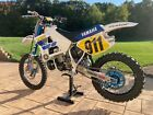 Picture of A Ohlins/Noleen  1989 Yamaha<br>YZ360
