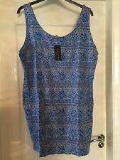 New Look Plus Size Short/Mini Sleeveless Dresses for Women