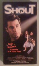 james walters / john travolta  SHOUT heather graham VHS VIDEOTAPE