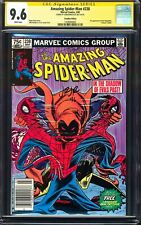 AMAZING SPIDER-MAN #238 CGC SS 9.6 NEWSSTAND 75¢ CANADIAN PRICE VARIANT SIGNED!!