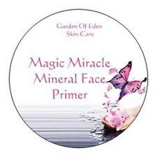 MAGIC MIRICLE  MINERAL LIQUID PRIMER NATURAL *CLEAR *ORGANIC, ALOE VERA  12mls