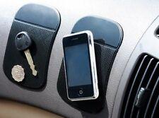 TAPIS SUPPORT  ANTIDERAPANT VOITURE AUTO TABLEAU DE BORD POUR IPHONE, CLEFS ..,