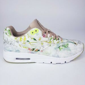 Nike Liberty of London Air Max Ultra White Floral 2015 Sneaker Women's Size 6