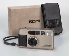 Contax T2 // Zeiss Sonnar 2,8/35mm T*