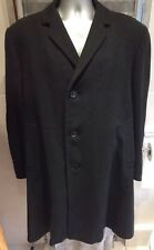 "Vintage Hepworths Men's Crombie Coat 46"" Chest pre Owned"