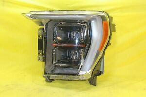 🐗 21 Ford F150 King R. Lariat Limited Platinum Left Driver Headlight OEM *