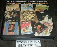 BILLY THORPE & THE AZTECS - LOCK UP YOUR MOTHERS -3 CD SET- 🍄 MUSHROOM D80968