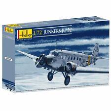 HEL80380-Heller 1:72 - Junker Ju 52