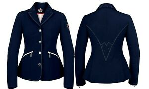 Brand New Fair Play Cesaria  Show/Competition Jacket in Navy      EU36/UK8/US6