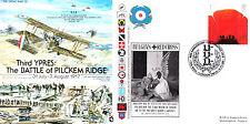GW38 grande guerre cover 1997 wwi troisième ypres bataille pilckem ridge 2008 cachet