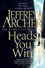 Heads You Win, Archer, Jeffrey, UsedVeryGood, Paperback