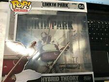 FUNKO POP! ALBUMS 04 LINKIN PARK HYBRID THEORY rotto