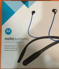 GENUINE MOTOROLA MOTO SURROUND WIRELESS EARBUDS