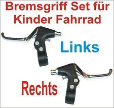 Bremsgriffe 2 finger aus  Alu Bremshebel 1 Paar Bremsgriff Set Kinder Fahrrad