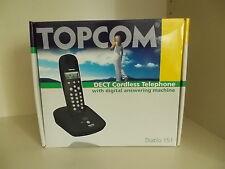 TopCom Diablo 151, Téléphone sans fil avec répondeur, #so-35