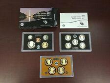 2015-S US Mint Silver Proof Set w/ Box & COA