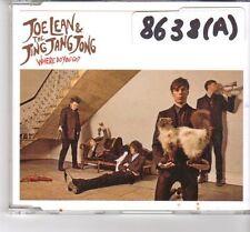 (FT574) Joe Lean & The Jing Jang Jong, Where Do You Go? - 2008 DJ CD