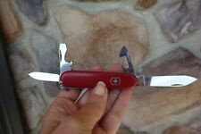 Vintage Victorinox Rostfrei Officier Suisse Swiss Army Knife Pocket Folding