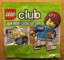 LEGO CLUB MAX Minifigure Set Brand New in Sealed Polybag 852996