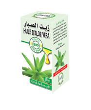 Huile d'Aloé Vera BIO 100% Pure et Naturelle 30 ml Pure Aloe Vera Oil