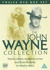 JOHN WAYNE COLLECTION 12 DVD BOX SET EACH DVD HAS 2 FILMS ON
