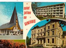 SAINT-JULIEN-EN-GENEVOIS multivues timbrée 1971