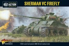 British Sherman Vc Firefly acción Perno Warlord Games 28mm Sd