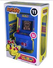 Ms. Pac Man #11 Mini Arcade Classics Video Game BRAND NEW!