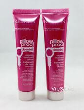 Redken Pillow Proof Blow Dry Express Treatment Primer 1oz travel size (Set of 2)