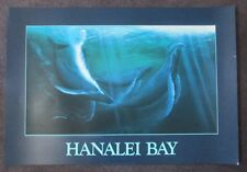 The Greatest Love Of All Hanalei Bay Whales By George Sumner Print