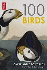 British Library 100 Birds: One Hundred Postcards, , British Library, New, 2015-0