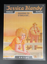 Jessica Blandy EO 1987 Renaud Dufaux TRES BON ETAT