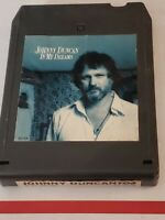Johnny Duncan - In My Dreams - 8 Track