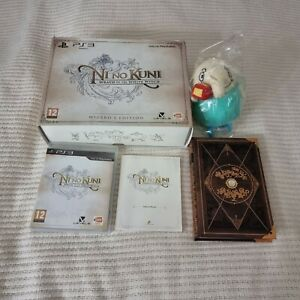 Ni no Kuni: Wrath of the White Witch - Wizard's Edition (PS3, 2013)
