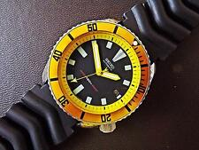 Seiko Tonneau/Barrel Wristwatches with Date Indicator