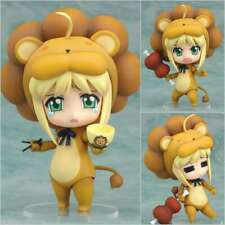"""Nendoroid 50 Fate/Stay Night Tiger Colosseum Saber Lion 4"""" PVC Anime Figure Toy"""