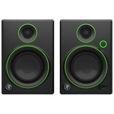 Mackie CR4 4-Inch 50-Watt Creative Reference Multimedia Active Monitor Pair USED