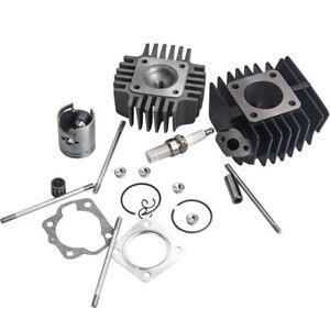 Cylinder Piston Gasket Head Top End Kit para Suzuki LT50 84-87 11210-04012-0F0