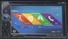 Clarion Nx405e-2-din sistema de Navegación con Bluetooth