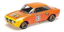 ALFA ROMEO GTA 1300 JUNIOR 'JÄGERMEISTER' RAINER MASCHKE 1972 1:18 MINICHAMPS