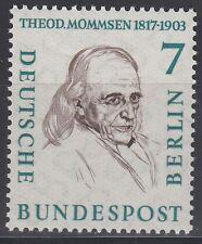 Germany Berlin 1957 ** mi.163 personalidades personalites | Theodor Mommsen