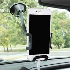 ONN Universal Car Mount Mult-Function for Smartphones Quick Release Suction Base