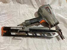 Paslode F350S PowerMaster Plus 30 degree framing nailer